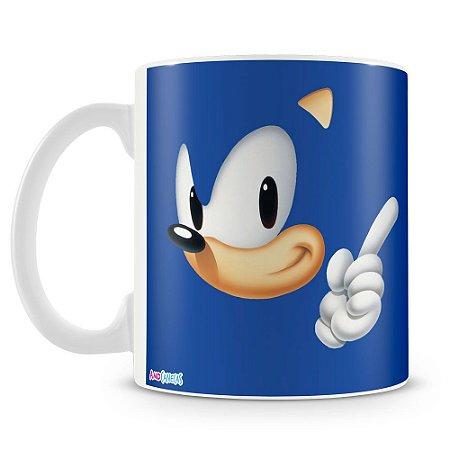 Caneca Personalizada Sonic