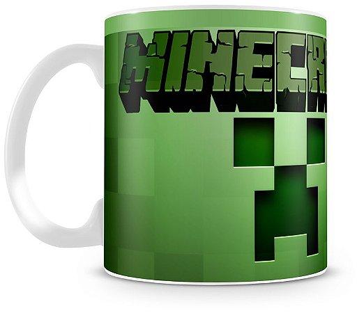 Caneca Personalizada Minecraft (Mod.2)