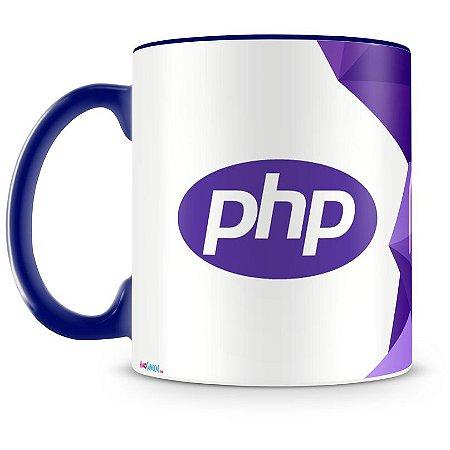 Caneca Personalizada Profissão Programador PHP