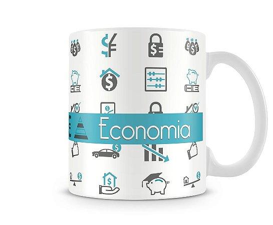 Caneca Personalizada Profissão Economia