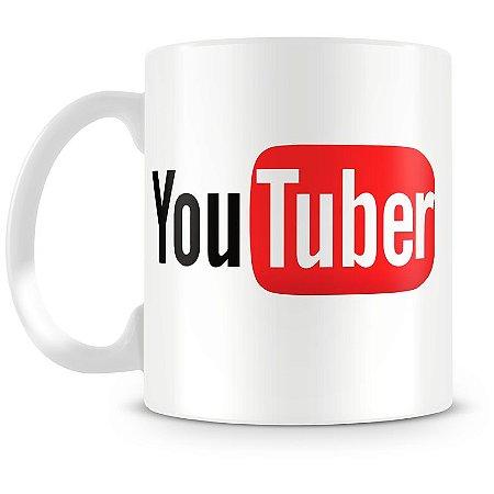 Caneca Personalizada Profissão YouTuber