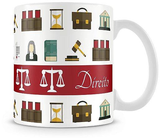 Caneca Personalizada Profissão Direito