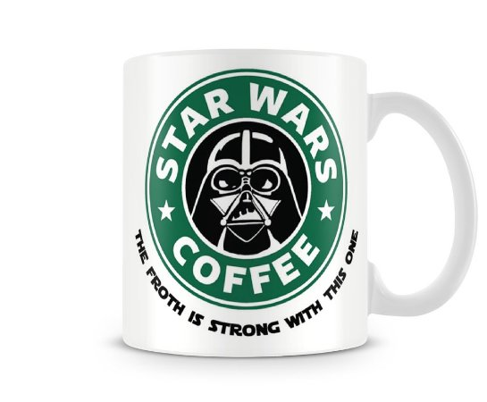 Caneca Personalizada Stormtrooper Star Wars Coffee