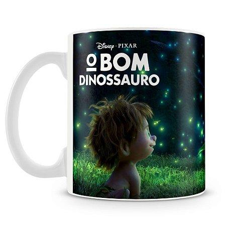 Caneca Personalizada O Bom Dinossauro (Mod.2)