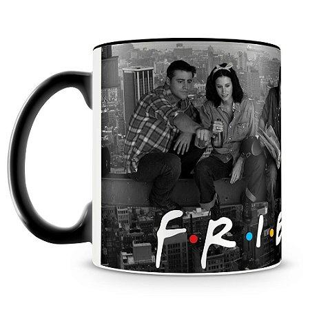 Caneca Personalizada Friends (Preta)