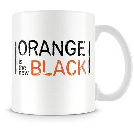 Caneca Personalizada Orange is the New Black (Mod.2)