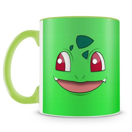 Caneca Personalizada Pokémon Bulbasaur (Mod.1)