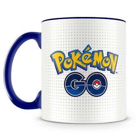 Caneca Personalizada Pokémon GO
