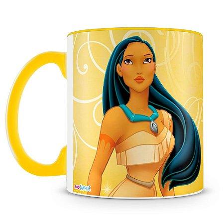 Caneca Personalizada Pocahontas