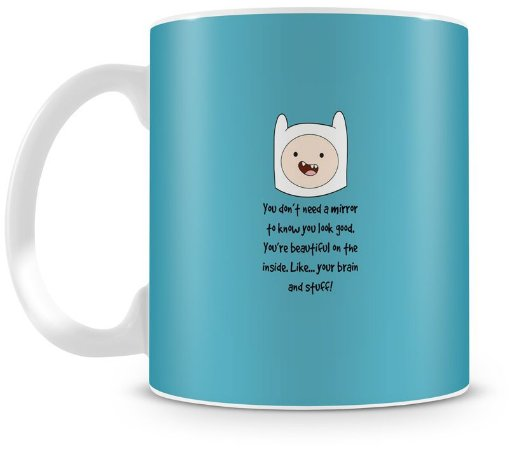 Caneca Personalizada Adventure Time