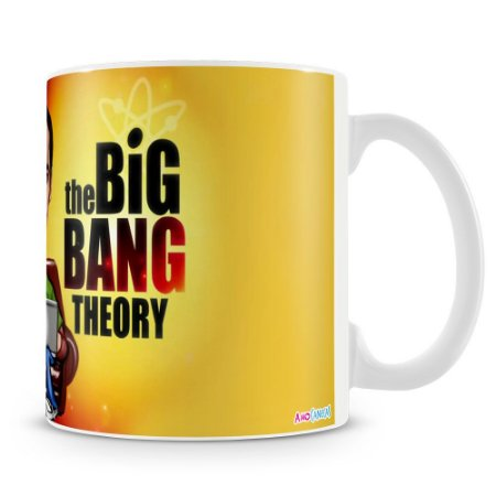 Caneca Personalizada The Big Bang Theory (Mod.2)