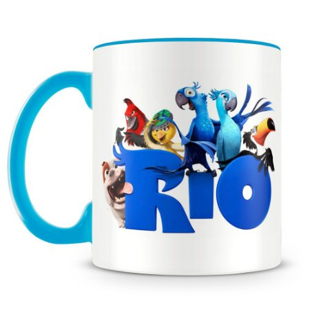 Caneca Personalizada Filme Rio