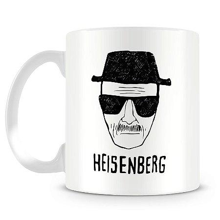 Caneca Personalizada Breaking Bad Heisenberg