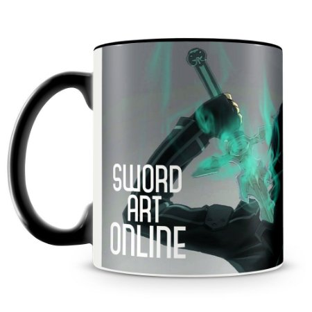 Caneca Personalizada Sword art Online (Mod.2)