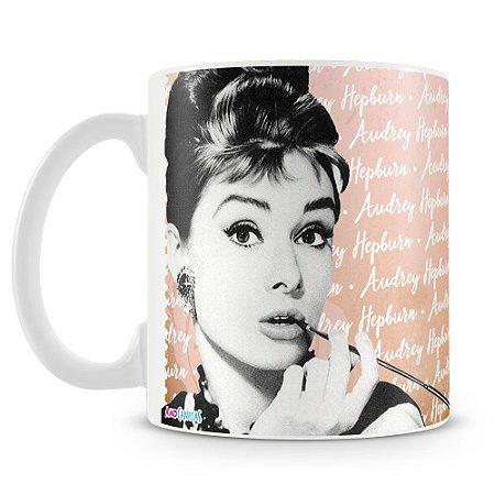 Caneca Personalizada Audrey Hepburn