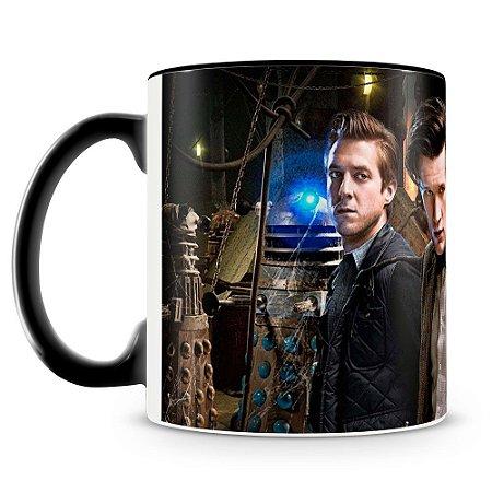 Caneca Personalizada Doctor Who (Mod.2)