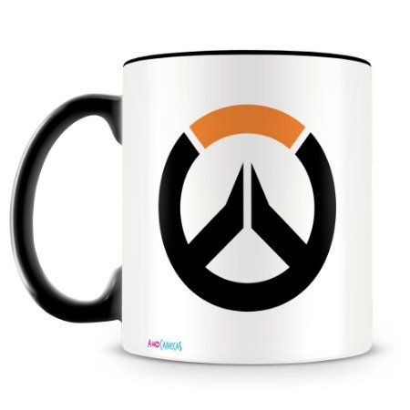 Caneca Personalizada Overwatch (Mod.3)