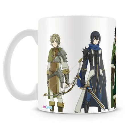 Caneca Personalizada Shield Hero