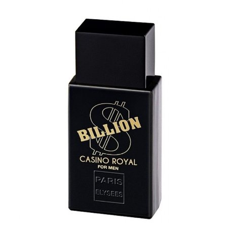 Billion Casino Royal Masculino Edt 100ml