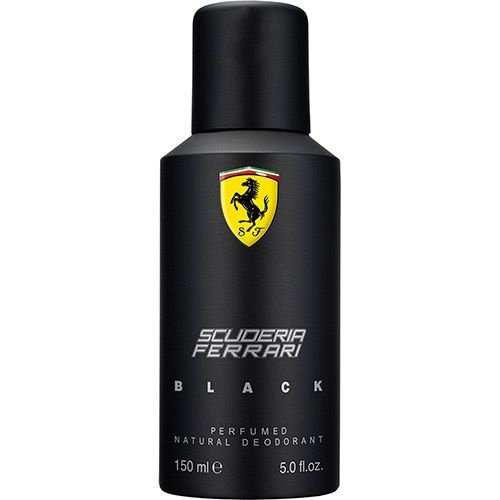 Desodorante Ferrari Black Scuderia Masculino 150ml