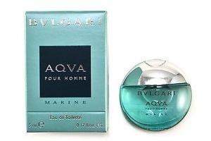 Miniatura Bvlgari Perfume Aqva Marine Edt 5ml