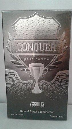 Conquer Pour Homme Eau de Toilette I-Scents - 100ml
