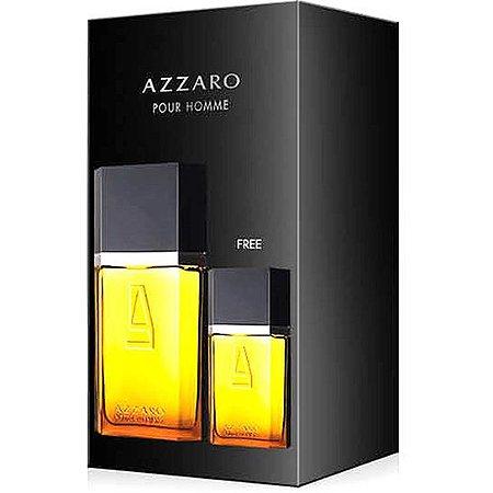 Kit Azzaro Pour Homme EDT 200ml + 30ML