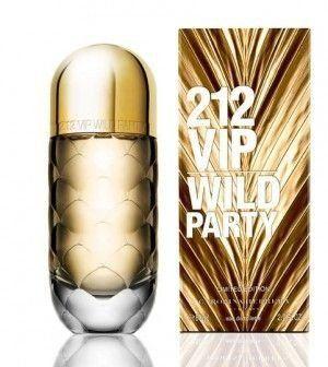 212 VIP Wild Party Feminino Eau de Toilette