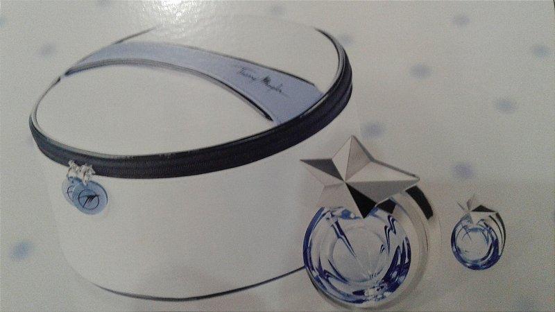Kit Thierry Mugler Angel Feminino EDT 40ml + Miniatura 3ml + Nécessaire