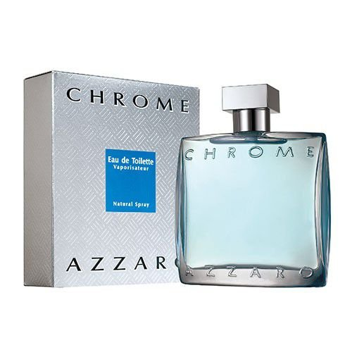 Miniatura Azzaro Chrome Edt 7ml