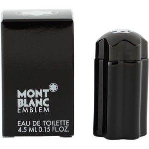 Miniatura Montblanc Emblem EDT 4,5ml