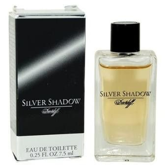 Miniatura Davidoff Silver Shadow EDT 7.5ml