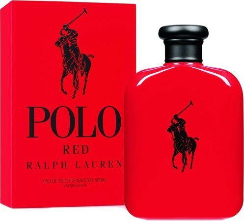 Miniatura Ralph Lauren Perfume Polo Red Eau De Toilette - 15ml