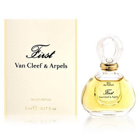 Miniatura Perfume First Van Cleef & Arpels EDT - 5ML