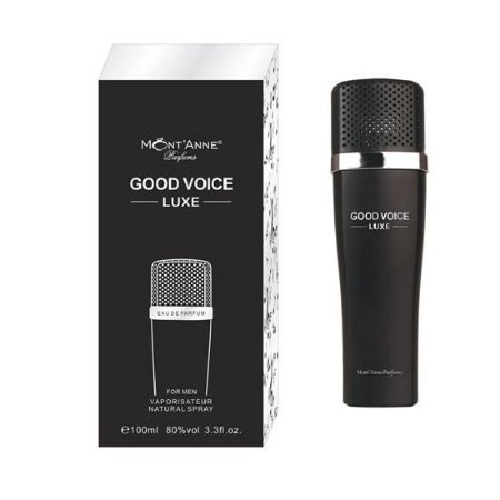Good Voice Luxe Eau de Parfum for Men 100ml