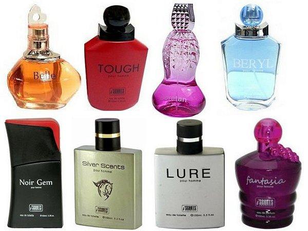 Perfumes Marca I-Scents Todos 100ml - Escolha o Seu Nas Opções