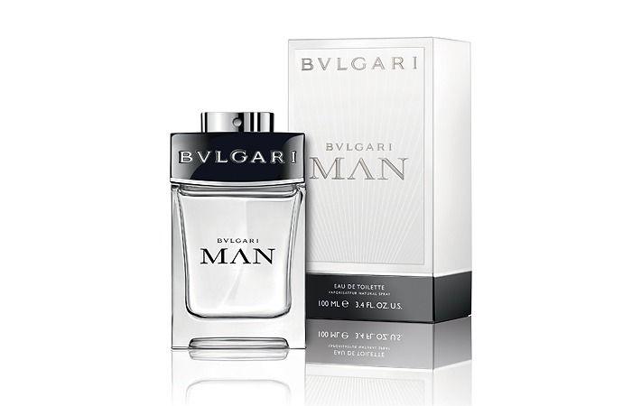 Bvlgari Man Masculino Eau de Toilette
