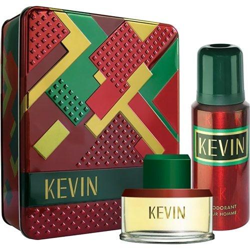 Kit Kevin Masculino Eau De Toilette 60ml + Desodorante 150ml