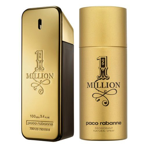 Kit 1 Million Edt Perfume 100ml + Desodorante 100ml
