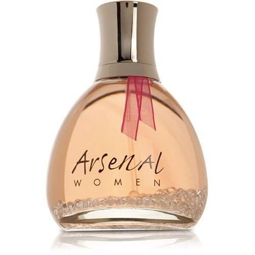 Arsenal Women Feminino Eau de Parfum