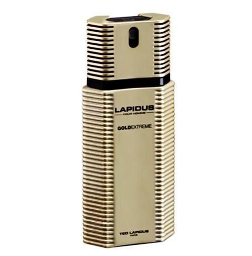 Perfume Lapidus Pour Homme Gold Extreme Masculino Eau de Toilette
