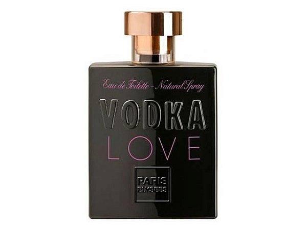 Perfume Vodka Love Feminino Eau de Toilette 100ml