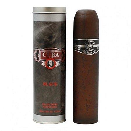 Cuba Black Masculino Eau de Parfum 100ml