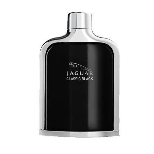 Jaguar Classic Black Masculino Eau de Toilette 100ml