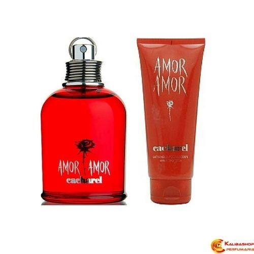 Amor Amor EDT 30ml + Body Lotion 30ml