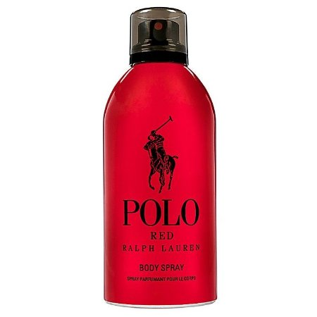 Polo Red Body Spray Masculino 300ml - Ralph Lauren