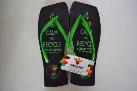 Keep Calm Recicle sua mente