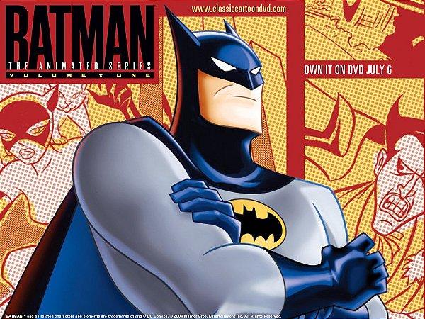 BATMAN A4