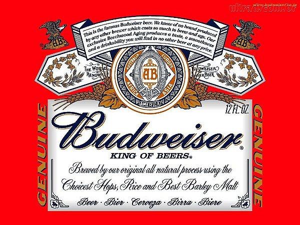 BUDWEISER 01 A4