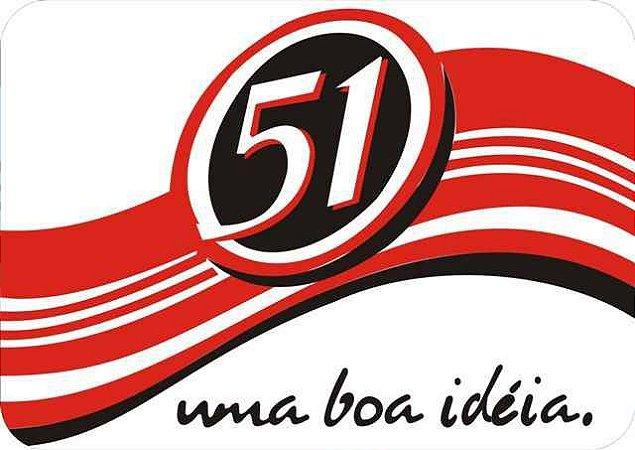 CACHAÇA 51 A4